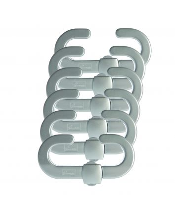 Style™ Range  Secure-A-Lock - 6 Pack