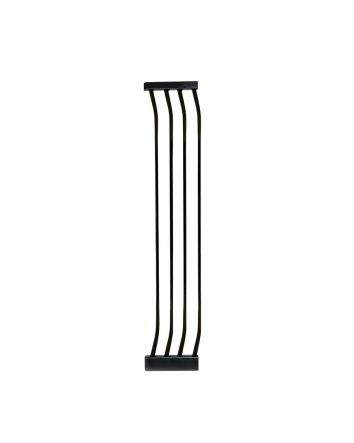 "Chelsea Xtra-Tall 10.5"" Gate Extension - Black"