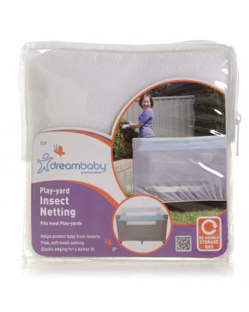 PLAY-YARD INSECT NETTING