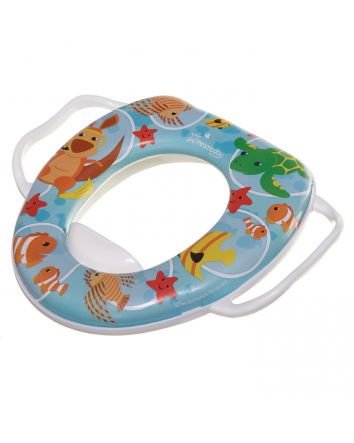 Easy Clean Potty Seat - Australian Animals