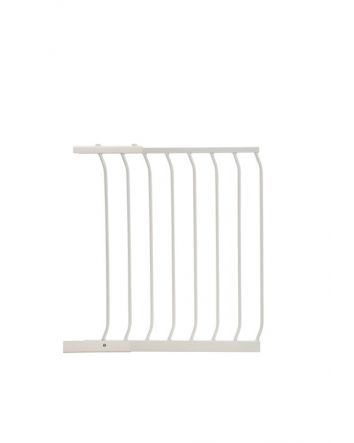 "Chelsea 24.5"" Gate Extension - White"