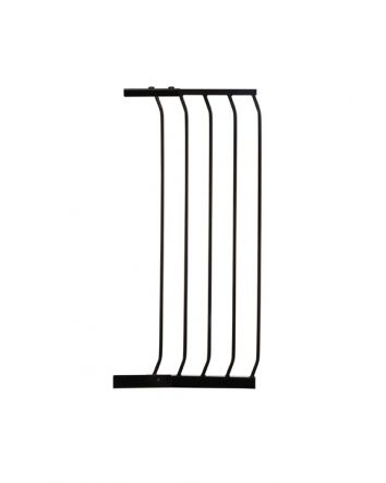"Chelsea 14"" Xtra-Tall Gate Extension - Black"