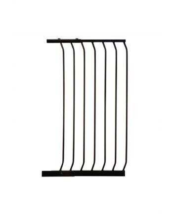 "Chelsea 21"" Xtra-Tall Gate Extension - Black"