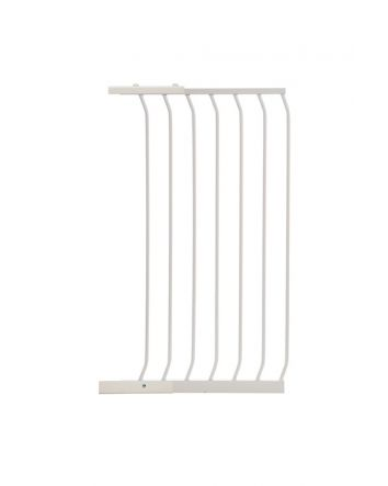 "Chelsea 21"" Xtra-Tall Gate Extension - White"