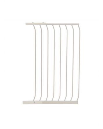 "Chelsea 24.5"" Xtra-Tall Gate Extension - White"