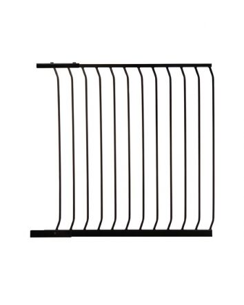 """Chelsea 39"""" Xtra-Tall Gate Extension - Black"""