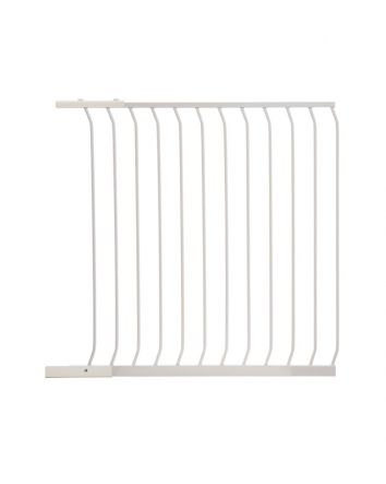 "Chelsea 39"" Xtra-Tall Gate Extension - White"