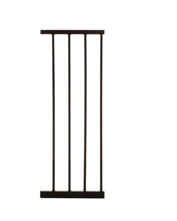 """Boston  11"""" Gate Extension - Black"""