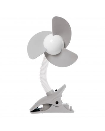 EZY-Fit Clip-On Fan, Grey
