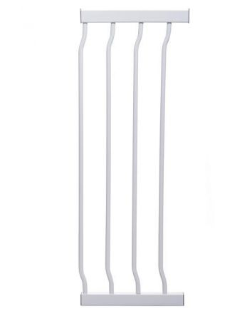 "Liberty 10.5"" Gate Extension - White"
