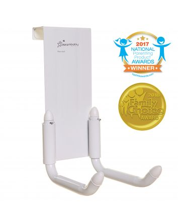 Strollerbuddy®  StrollAway® Over the Door Stroller Hanger