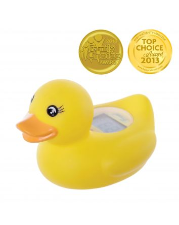 Room & Bath Thermometer - Duck