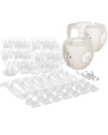 SAFETY STARTER SET PLASTIC 48 PCS  (14x101,32x1021, 2x908)