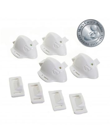 Adhesive Mag Lock® - 4 Locks