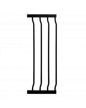 "Liberty 10.5"" Gate Extension - Black"