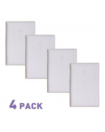 Paintable CoverPlug® 4 Pack