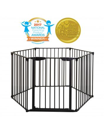 Mayfair  Converta® 3 in 1 Play-Pen Gate - Black