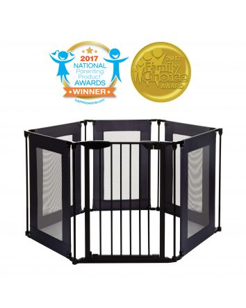 Brooklyn Converta® Play-Pen Gate w/ Mesh Panels