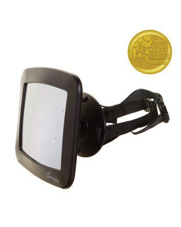 Adjustable Backseat Mirror